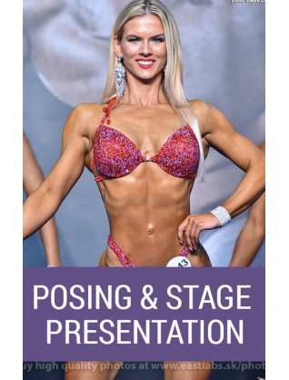 POSING CLASS & STAGE PRESENTATION